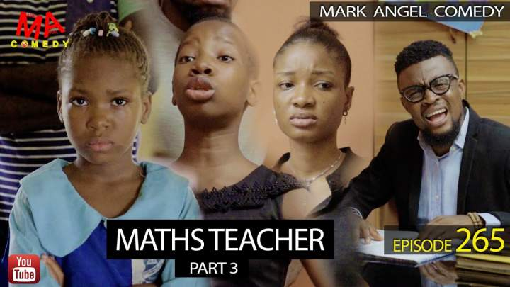 Mark Angel Comedy - Episode 265 (Maths Teacher Part 3)