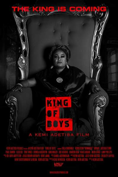Nollywood Movie: King of Boys (2018)