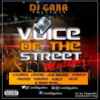 DJ Gaba - Voice Of The Streets Mix (Vol. 2)