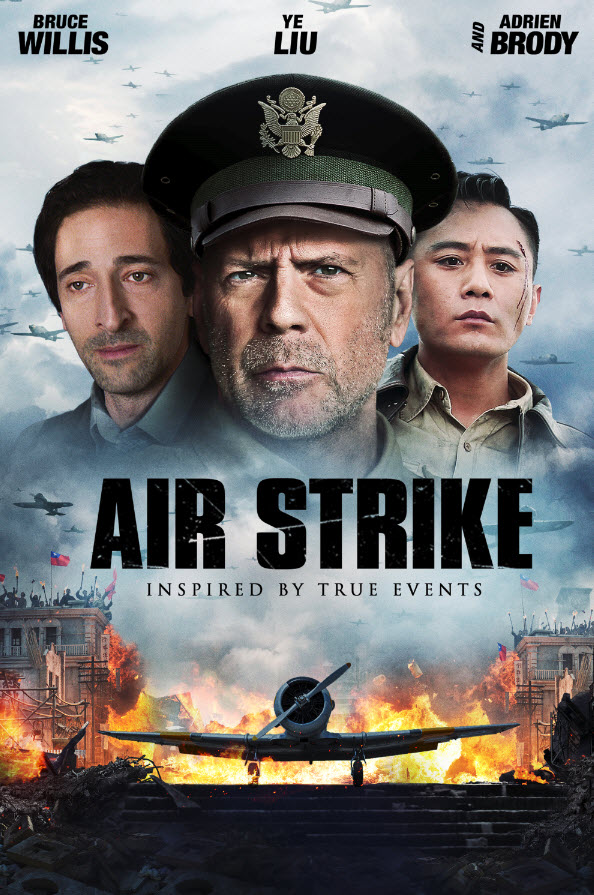 Movie: Air Strike (2018)