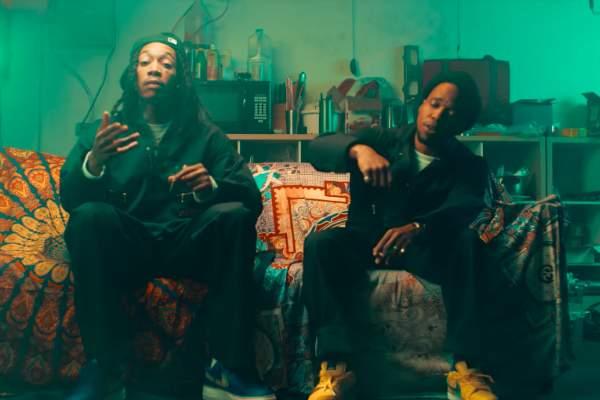 Wiz Khalifa & Currensy - Getting Loose (feat. Problem)