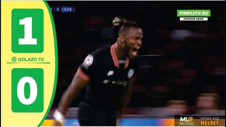 Ajax 0 - 1 Chelsea (Oct-23-2019) UEFA Champions League Hightlighs