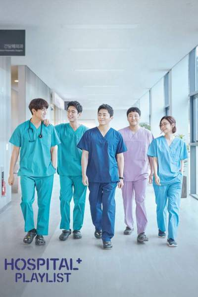 Series Download: Hospital Playlist [Korean] (Complete Season 1)