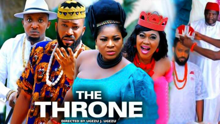 Movie: The Throne (2020) (Parts 1, 2, 3 & 4)