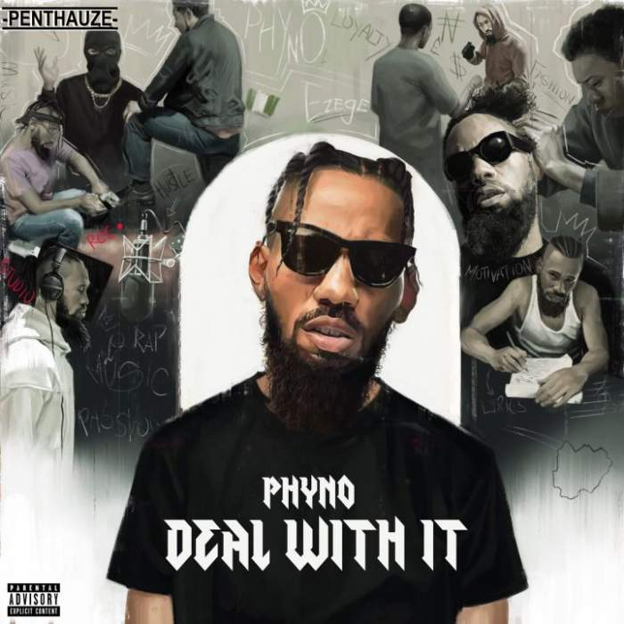 Phyno - Recognize (feat. Cheque)
