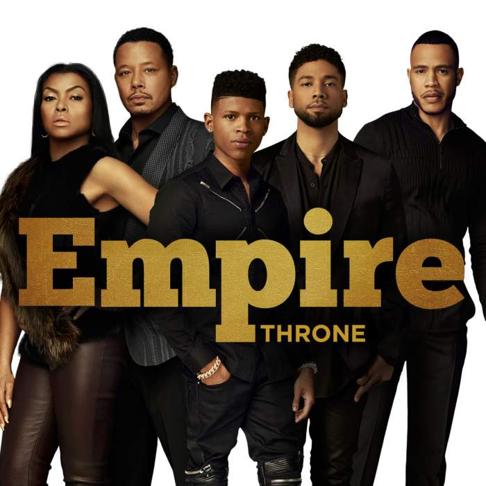 Empire Cast - Throne (ft. Sierra McClain & V. Bozeman)