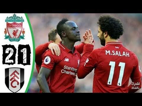 Fulham 1 - 2 Liverpool (Mar-17-2019) Premier League Highlights