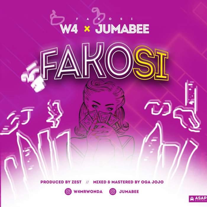 W4 - Fakosi (feat. Jumabee)