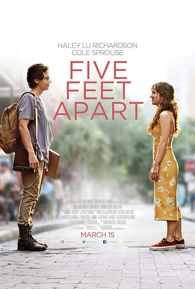 FRESH MOVIE :Five Feet Apart (2019)