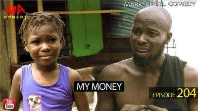 Comedy Skit: Mark Angel Comedy - Episode 204 (My Money)