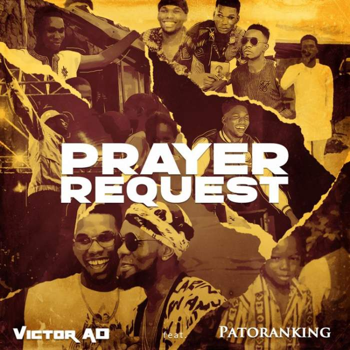 Victor AD - Prayer Request (feat. Patoranking)