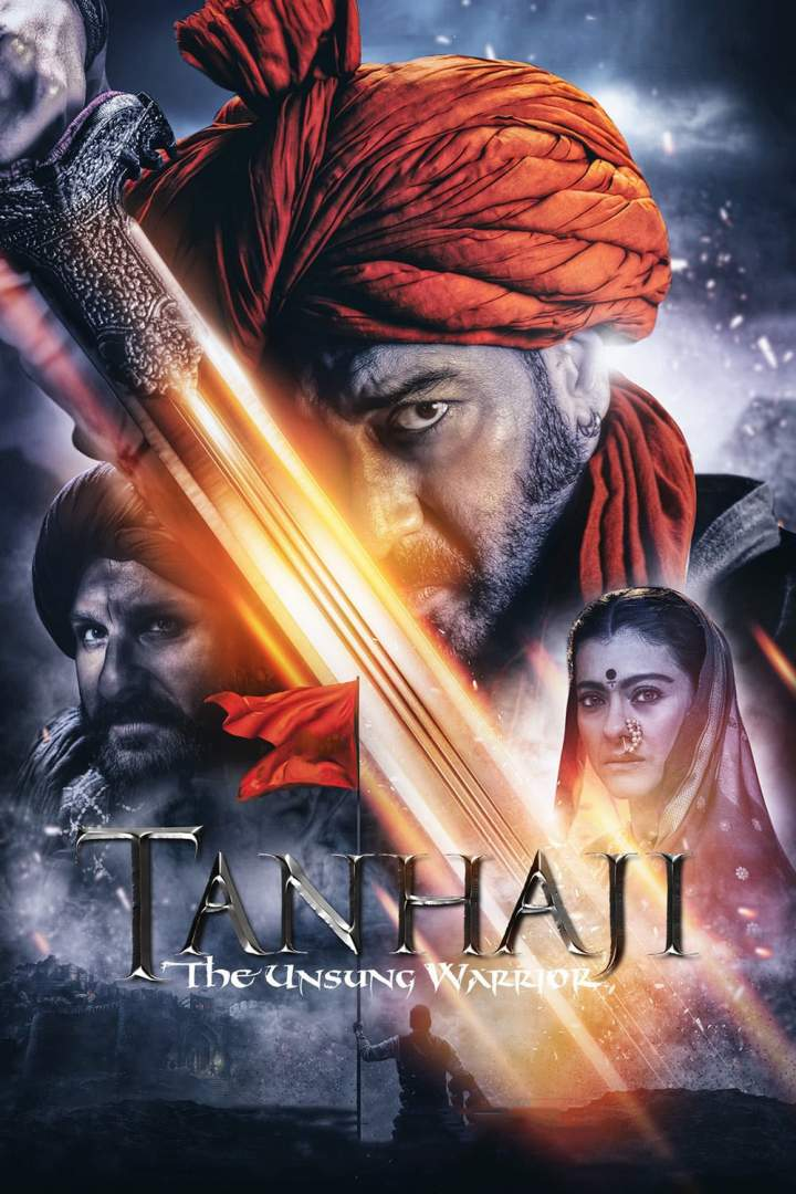 Tanhaji: The Unsung Warrior (2020) [Indian]