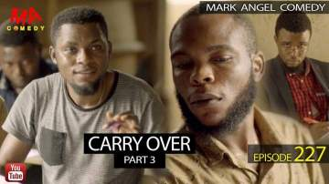 Comedy Skit: Mark Angel Comedy - Episode 227 (Carry Over Part 3)