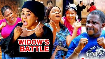Nollywood Movie: Widow's Battle (2020)  (Parts 1 & 2)