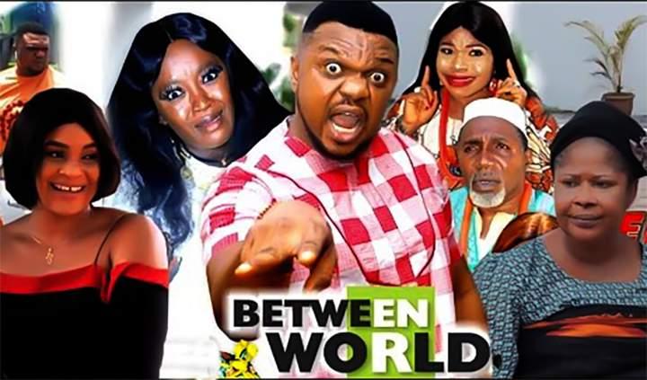 Between Worlds (2021)
