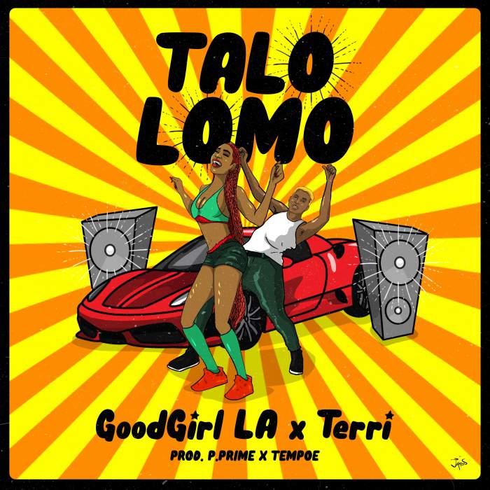 GoodGirl LA & Terri - Talo L'omo