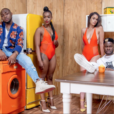 Video: DJ ECool - Ada (feat. Davido)