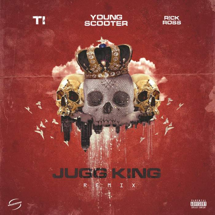 Young Scooter - Jugg King (Remix) (feat. Rick Ross & T.I)