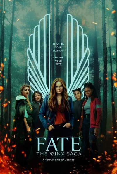 Series Download: Fate: The Winx Saga (Complete Season 1)