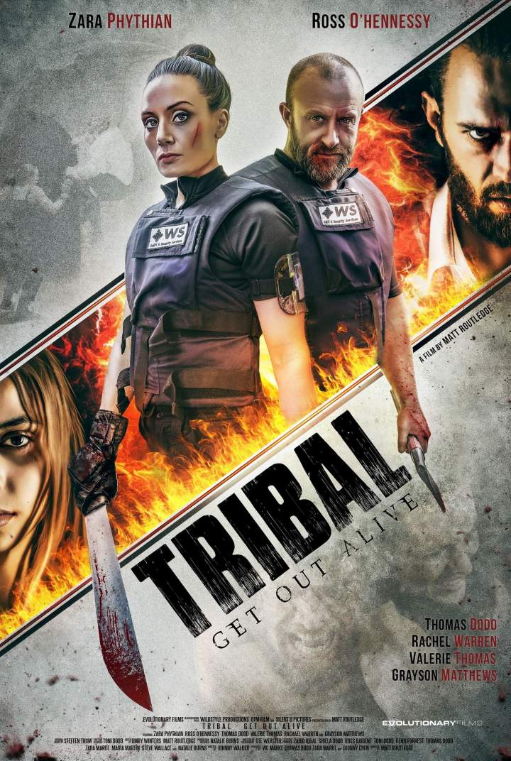 Tribal Get Out Alive (2020)