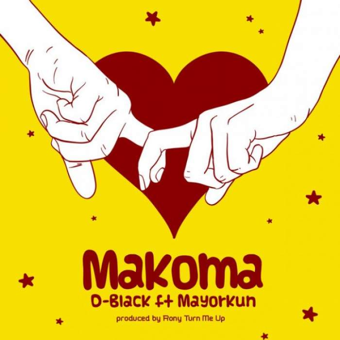D-Black - Makoma (feat. Mayorkun)