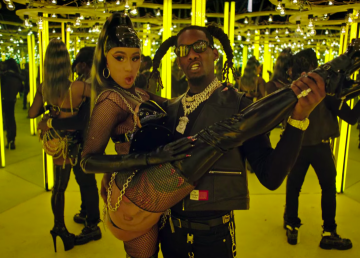 Video: Offset - Clout (feat. Cardi B)