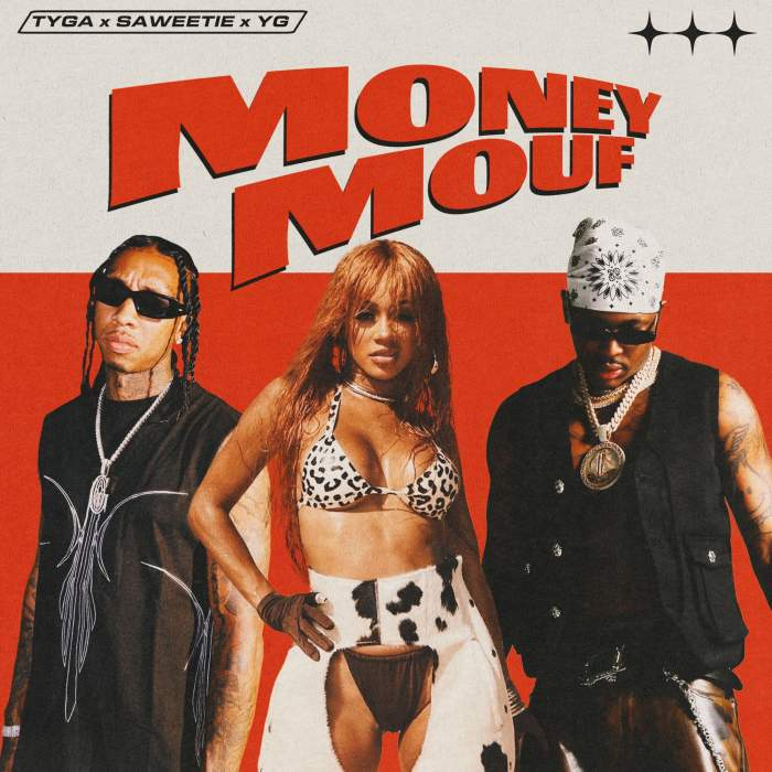 Tyga - Money Mouf (feat. Saweetie & YG)