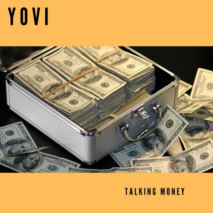 Yovi - Talking Nonsense