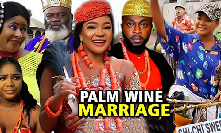 Palm Wine Marriage (2020)