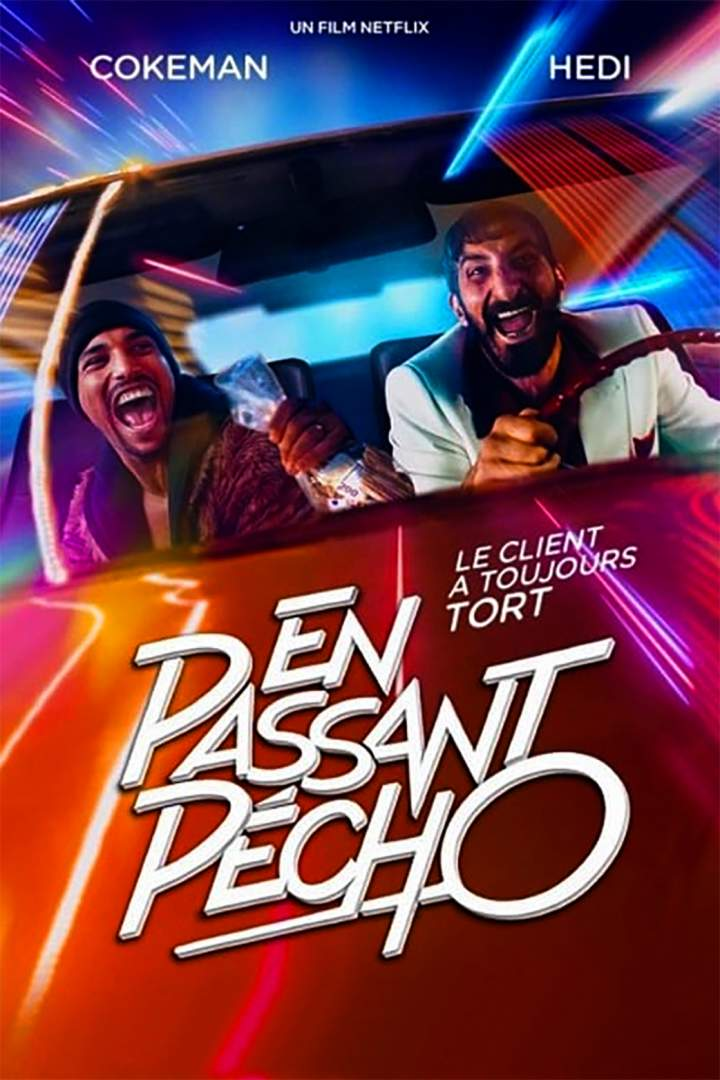 The Misadventures of Hedi and Cokeman (2021) [French]