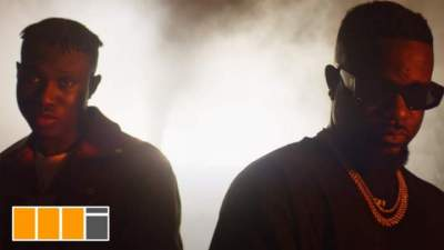 Video: Sarkodie - Hasta La Vista (feat. Zlatan & Rexxie)