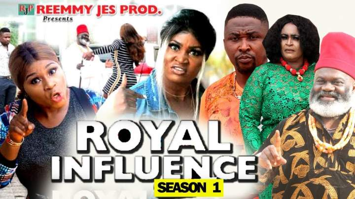 Royal Influence (2019)