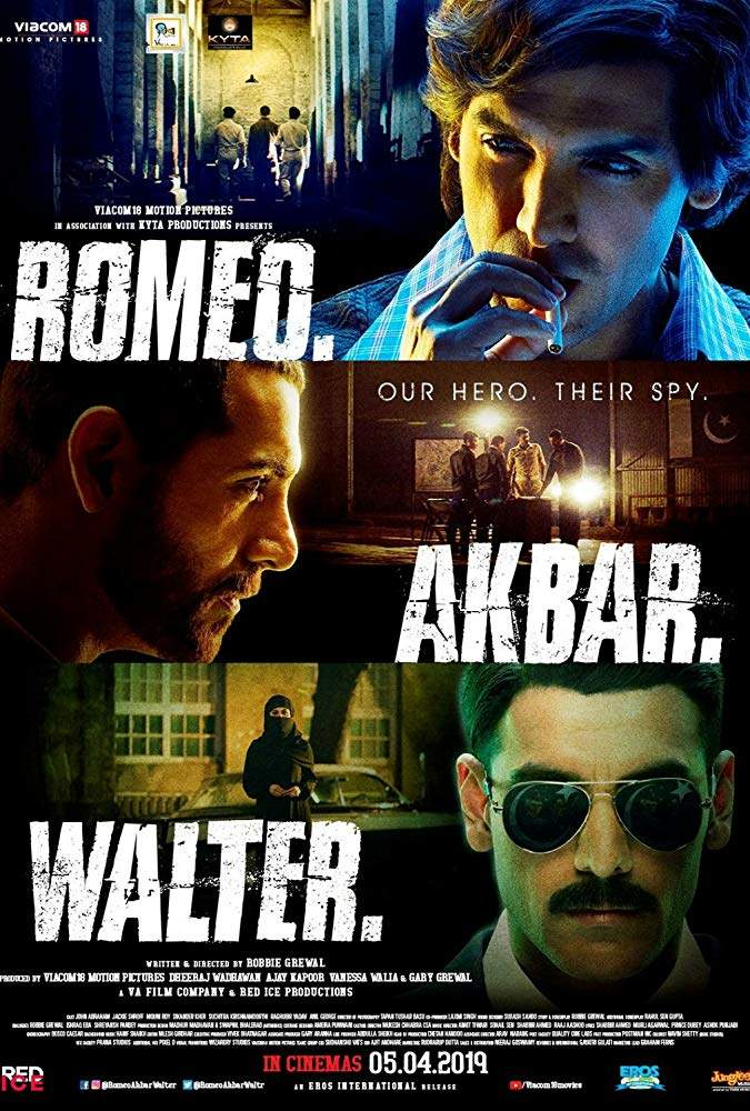 Romeo Akbar Walter (2019) [Indian]