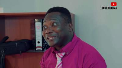 Comedy: Bovi Back to School Series - Episode 9 (No Piss, No Peace)