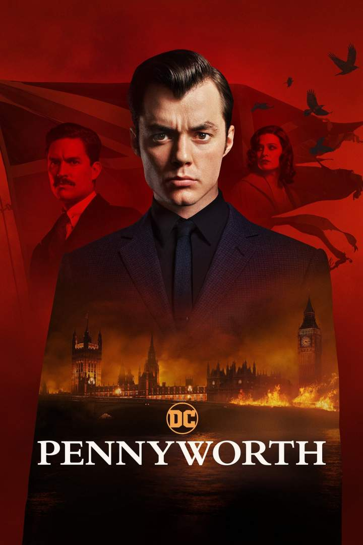 New Episode: Pennyworth Season 2 Episode 2 - The Burning Bridge