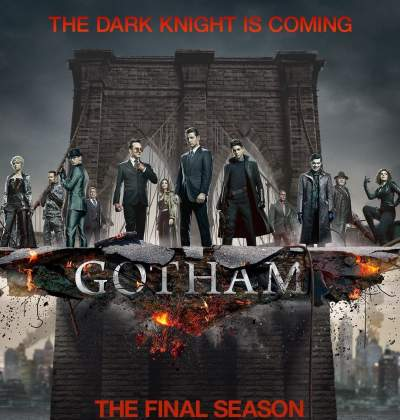 New Episode: Gotham Season 5 Episode 12 - The Beginning... (Series Finale)