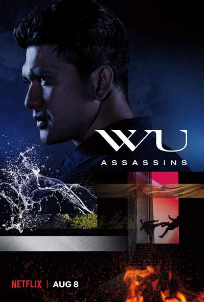 Series Download: Wu Assassins (Complete Season 1)