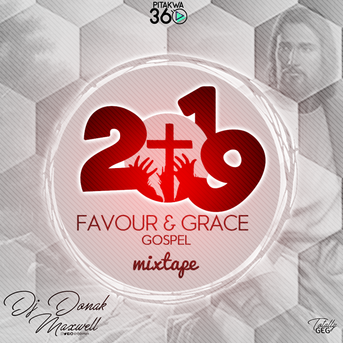 DJ Donak - 2019 Favour & Grace Mix