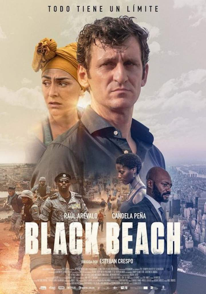 Black Beach (2020) [Spanish]