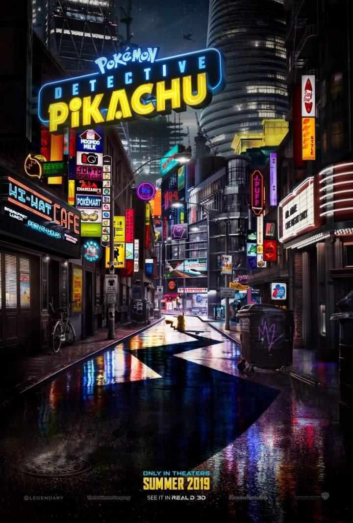 Pokémon Detective Pikachu (2019) [CAMRip]