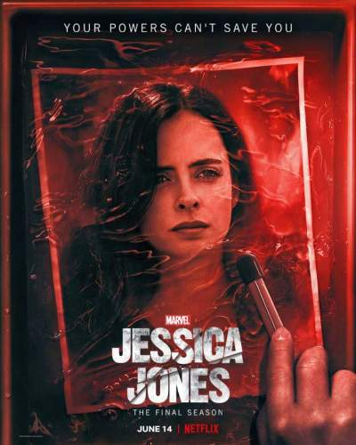 Series Download: Marvel's Jessica Jones (Complete Season 3)