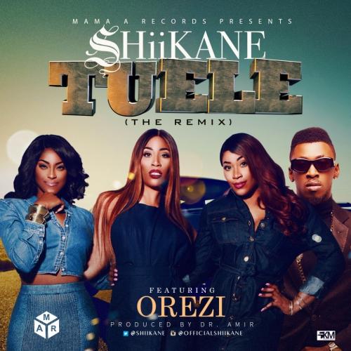 SHiiKANE - Tuele (Remix) (ft. Orezi)