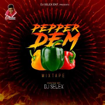 DJ Mix: DJ Selex - Pepper Dem Mixtape