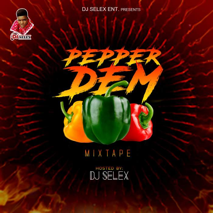 DJ Selex - Pepper Dem Mixtape