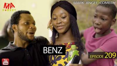 Comedy Skit: Mark Angel Comedy - Episode 209 (Benz)