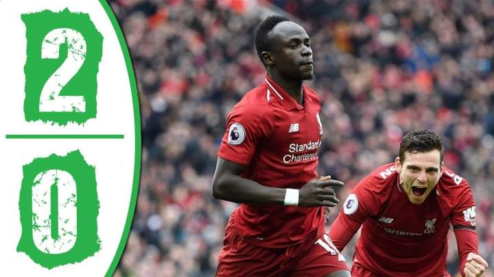 Liverpool 2 - 0 Wolves (12-MAY-2019) Premier League Highlights