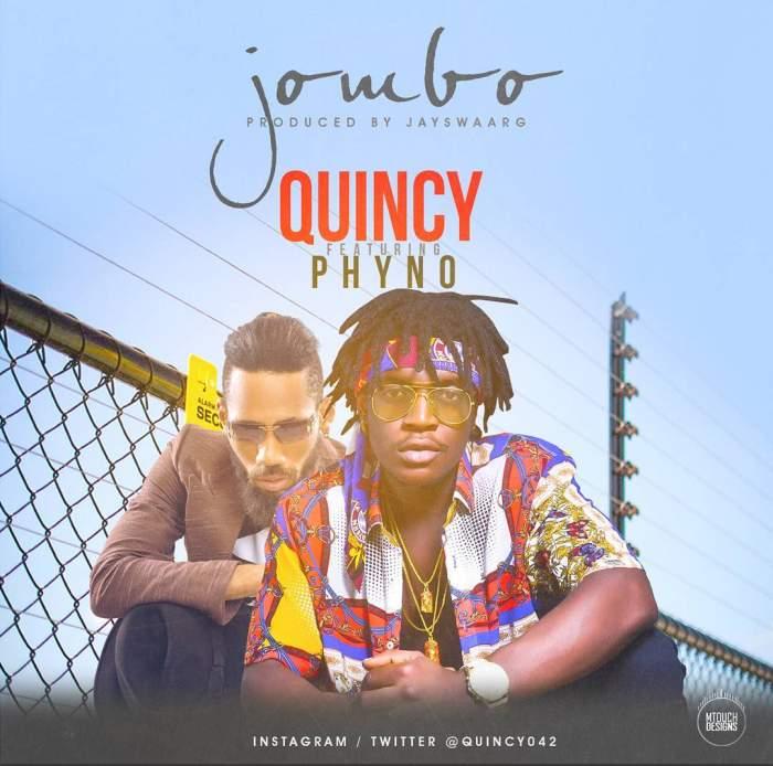 Quincy - Jombo (feat. Phyno)