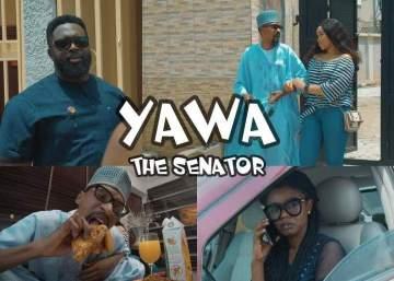 Comedy Skit: YAWA Season 2 Episode 3 - The Senator