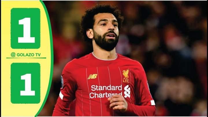 Liverpool 1 - 1 Napoli (Nov-27-2019) UEFA Champions League Highlights