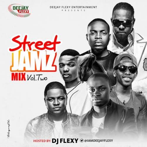 DJ Flexy - Street Jamz Mix (Vol. 2)
